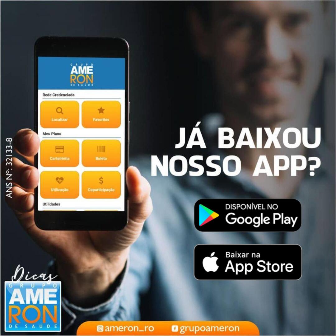 Comunicado App Ameron